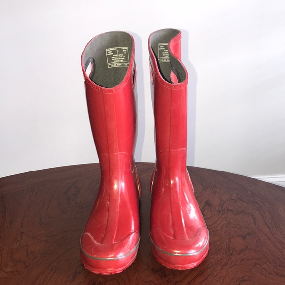 bdc37701b2 Women's Bogs size 9 rain boots